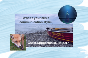 Ghost, opportunist, helper – what's your communication style?